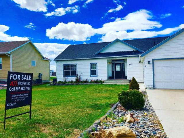 4104 Quarter Horse Ave -, Gillette, WY 82718 (MLS #18-142) :: Team Properties