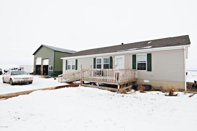 128 Prairie St -, Moorcroft, WY 82721 (MLS #18-19) :: Team Properties