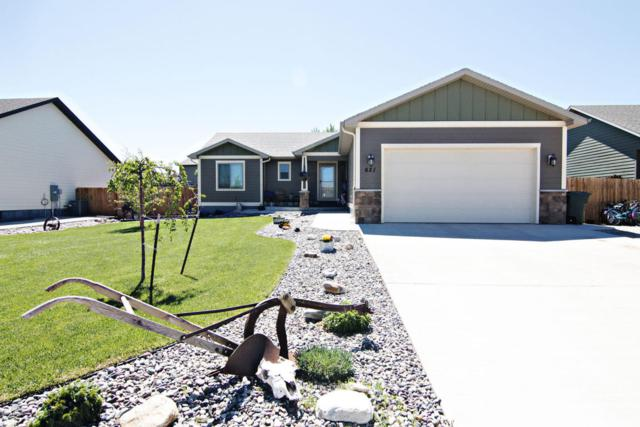 621 Townsend Ave -, Gillette, WY 82716 (MLS #18-433) :: Team Properties