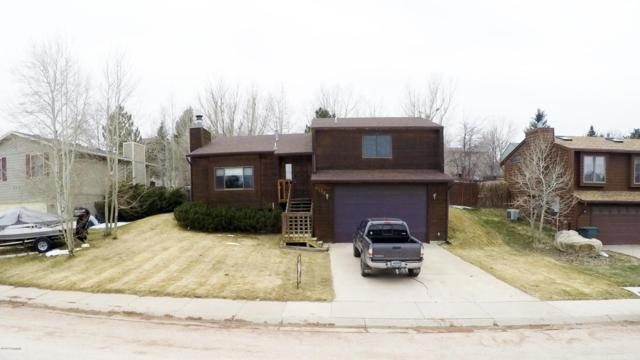 904 Overdale Dr -, Gillette, WY 82718 (MLS #18-435) :: Team Properties