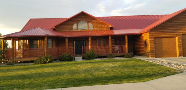 3520 Crestline Cir -, Gillette, WY 82716 (MLS #18-451) :: Team Properties