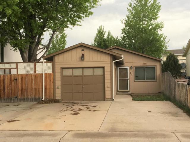 111 Laurel St E, Gillette, WY 82718 (MLS #18-510) :: Team Properties