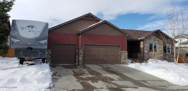 4502 Brorby Blvd -, Gillette, WY 82718 (MLS #19-1) :: Team Properties