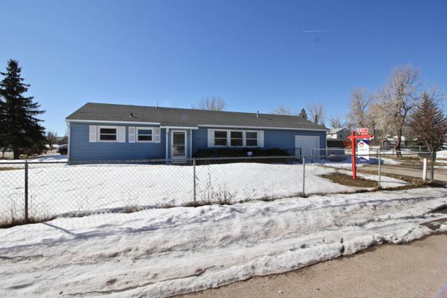 1202 E 7th St -, Gillette, WY 82716 (MLS #19-15) :: Team Properties