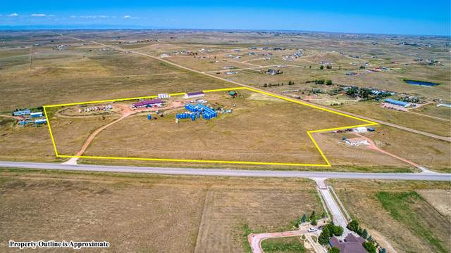 870 Wy-50 -, Gillette, WY 82718 (MLS #19-1759) :: The Wernsmann Team | BHHS Preferred Real Estate Group