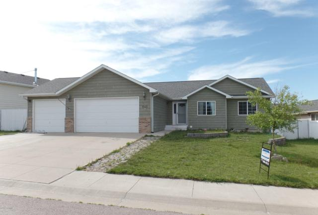 648 Lakeland Hills Dr -, Gillette, WY 82716 (MLS #19-185) :: Team Properties