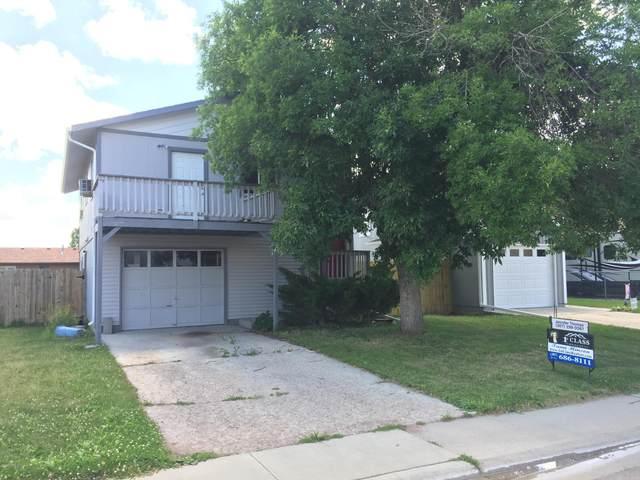 117 W Laurel St -, Gillette, WY 82718 (MLS #19-1869) :: Team Properties