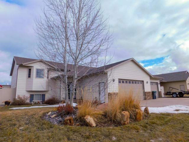 4303 Diamond Bar Ct -, Gillette, WY 82718 (MLS #19-420) :: The Wernsmann Team | BHHS Preferred Real Estate Group