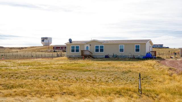 6 Driskell Ct -, Wright, WY 82732 (MLS #20-1507) :: Team Properties