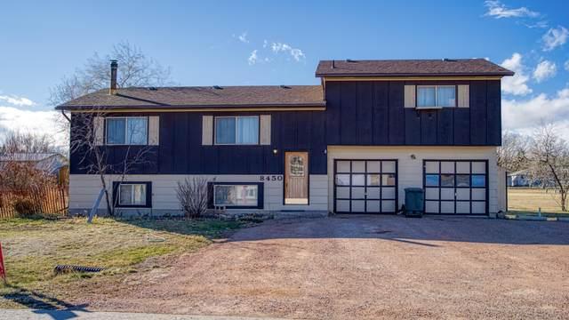 8450 Ptarmigan Ave, Gillette, WY 82718 (MLS #20-222) :: Team Properties