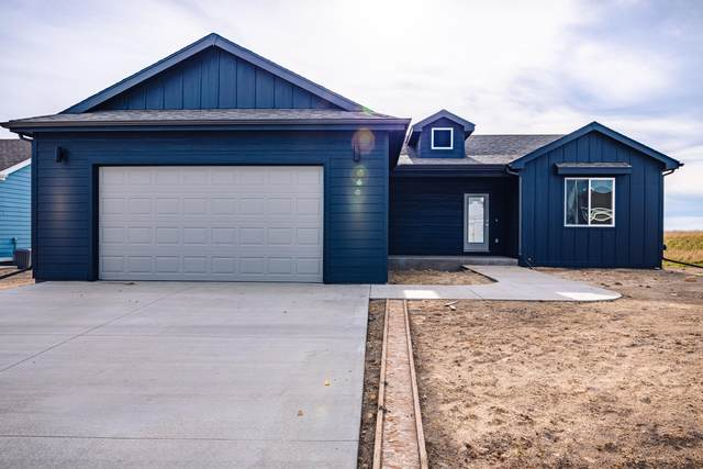 115 Tabor Ln -, Gillette, WY 82718 (MLS #20-456) :: The Wernsmann Team | BHHS Preferred Real Estate Group