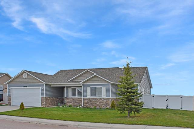 3505 Quacker Ave -, Gillette, WY 82718 (MLS #20-457) :: Team Properties