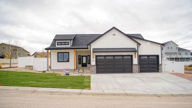 4310 Lexington Ave -, Gillette, WY 82718 (MLS #20-762) :: The Wernsmann Team | BHHS Preferred Real Estate Group