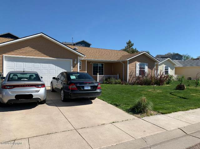 3010 Goldenrod Ave -, Gillette, WY 82716 (MLS #20-773) :: 411 Properties