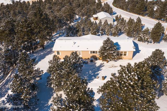 351 Pine Ridge Rd -, Moorcroft, WY 82721 (MLS #21-136) :: The Wernsmann Team | BHHS Preferred Real Estate Group