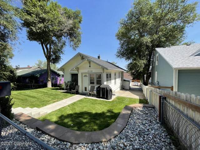 609 S Warren Ave -, Gillette, WY 82716 (MLS #21-1365) :: The Wernsmann Team   BHHS Preferred Real Estate Group
