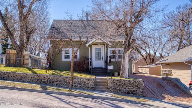 502 S Richards Ave -, Gillette, WY 82716 (MLS #21-216) :: The Wernsmann Team | BHHS Preferred Real Estate Group