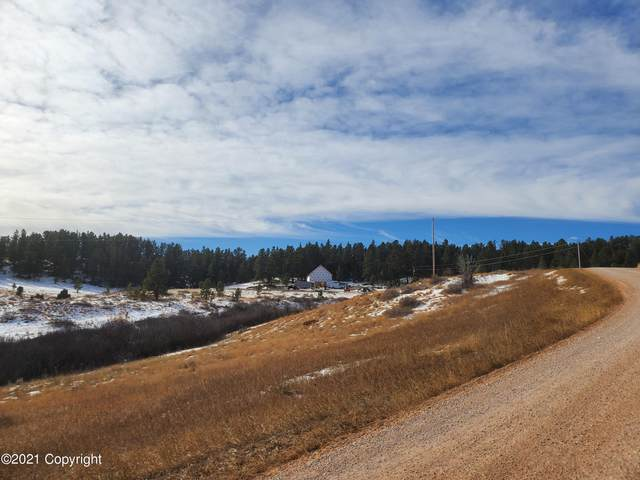 142 Broad Axe Rd -, Sundance, WY 82729 (MLS #21-218) :: The Wernsmann Team | BHHS Preferred Real Estate Group
