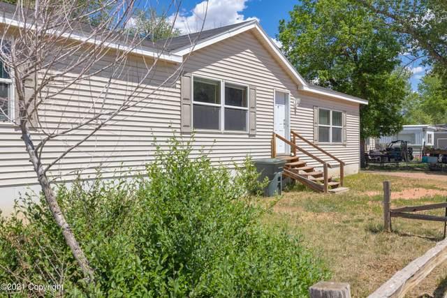 411 E Laramie St E, Gillette, WY 82716 (MLS #21-52) :: Team Properties