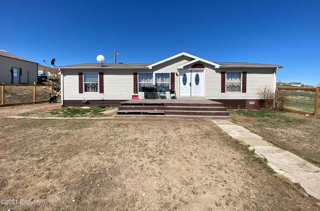 30 Pineview Dr -, Gillette, WY 82716 (MLS #21-527) :: The Wernsmann Team | BHHS Preferred Real Estate Group