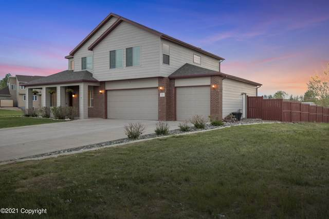 806 Running W Dr -, Gillette, WY 82718 (MLS #21-540) :: The Wernsmann Team   BHHS Preferred Real Estate Group