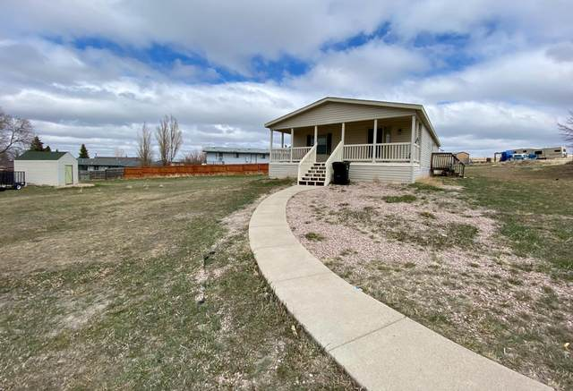 539 Sweetwater Cir -, Wright, WY 82732 (MLS #21-600) :: Team Properties