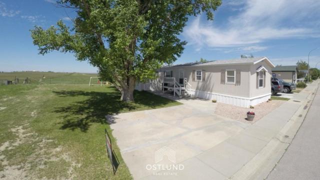 1703 Utah St -, Gillette, WY 82716 (MLS #18-211) :: Team Properties
