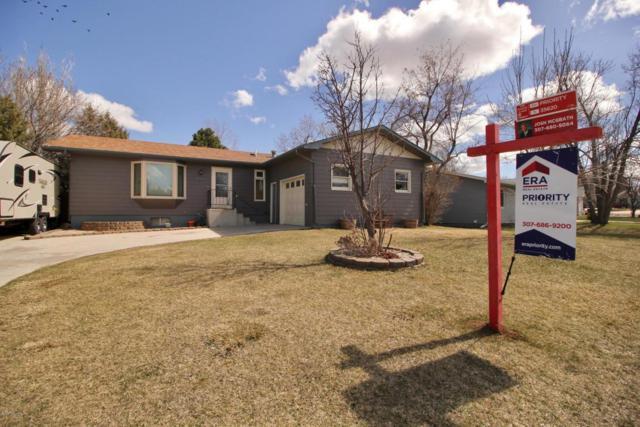 107 Mesa Dr -, Gillette, WY 82716 (MLS #18-327) :: Team Properties