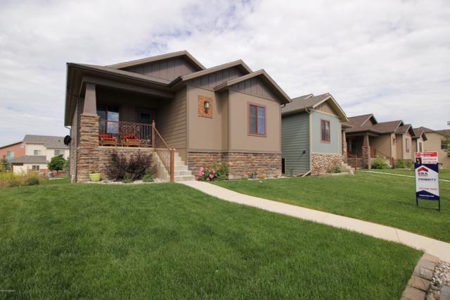 116 College Park Cir -, Gillette, WY 82718 (MLS #18-844) :: Team Properties