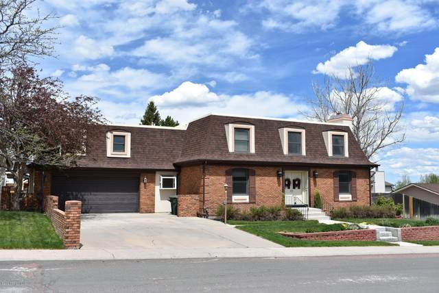 1008 Almon Drive -, Gillette, WY 82718 (MLS #19-1685) :: The Wernsmann Team | BHHS Preferred Real Estate Group