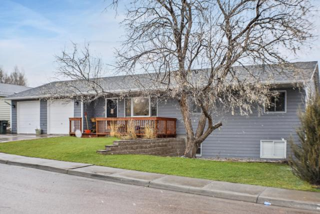 914 N. Elm Ave. -, Gillette, WY 82716 (MLS #19-465) :: Team Properties