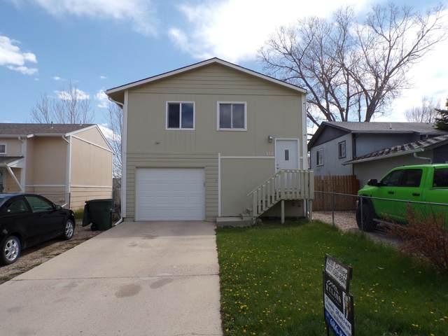 114 E Laurel St -, Gillette, WY 82718 (MLS #20-239) :: Team Properties