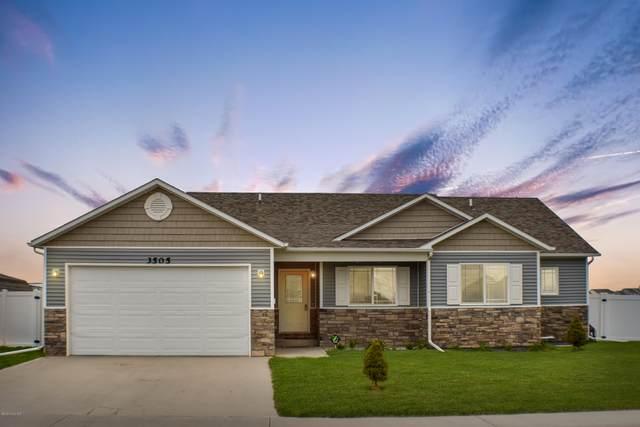 3505 Quacker Ave -, Gillette, WY 82718 (MLS #20-457) :: Team Properties