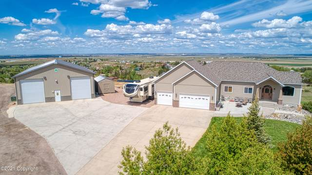 8491 Whitetail Ct -, Gillette, WY 82718 (MLS #21-196) :: 411 Properties
