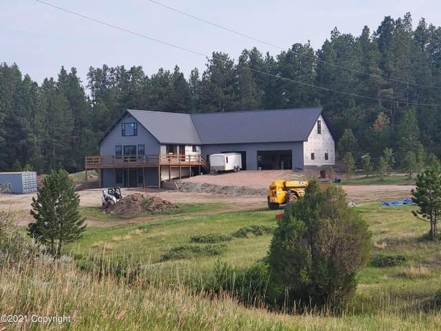 142 Broad Axe Rd -, Sundance, WY 82729 (MLS #21-218) :: Team Properties