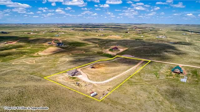 7901 Red Hills Rd -, Gillette, WY 82718 (MLS #21-788) :: Team Properties