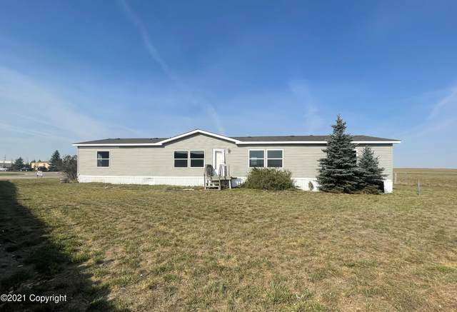 204 Yellowstone Cir -, Wright, WY 82732 (MLS #21-731) :: The Wernsmann Team | BHHS Preferred Real Estate Group