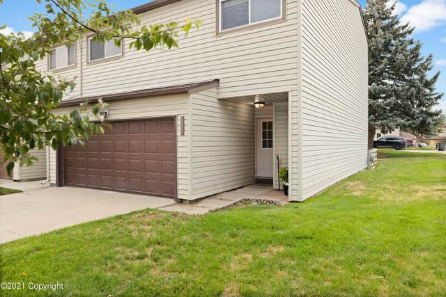 1126 E 12th St -, Gillette, WY 82716 (MLS #21-848) :: Team Properties