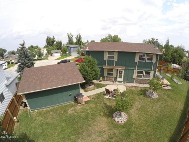4908 Pumpkin Ct -, Gillette, WY 82718 (MLS #18-982) :: 411 Properties