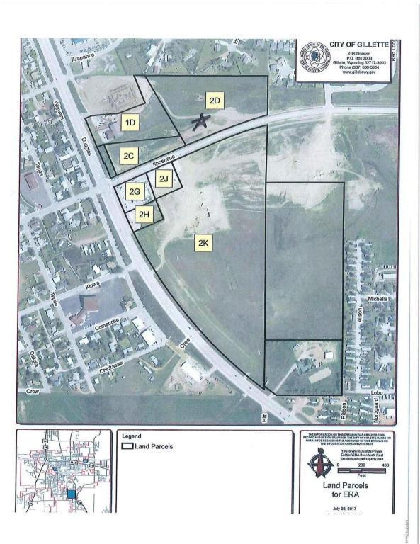 Tbd Shoshone, Gillette, WY 82718 (MLS #17-1002) :: Team Properties