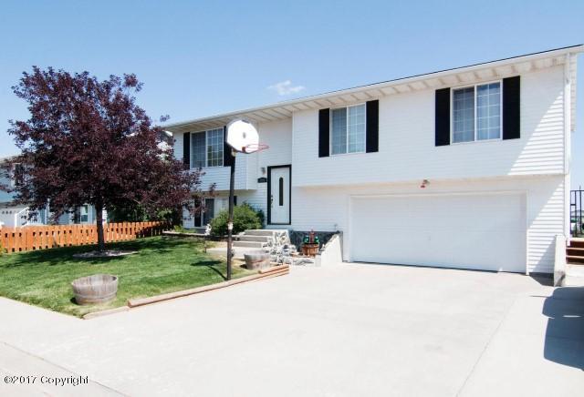7009 Daredevil Ave -, Gillette, WY 82718 (MLS #17-1083) :: Team Properties