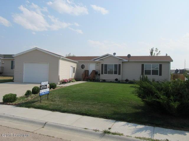 2502 Baywood St -, Gillette, WY 82716 (MLS #17-1285) :: Team Properties