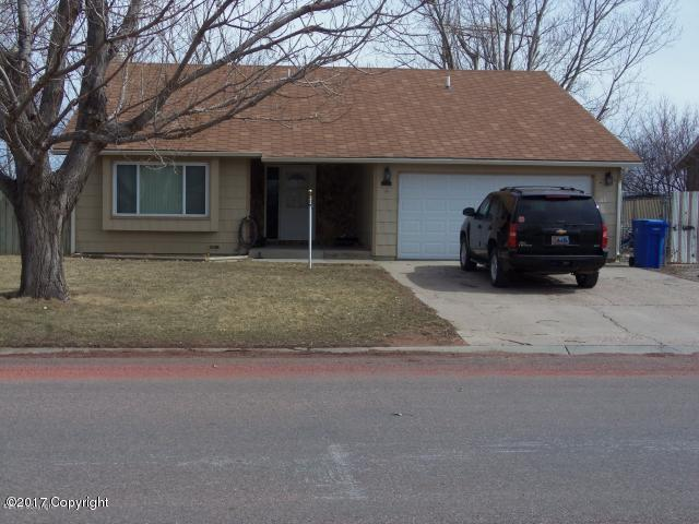 6705 Ichabod Ave -, Gillette, WY 82718 (MLS #17-1402) :: 411 Properties