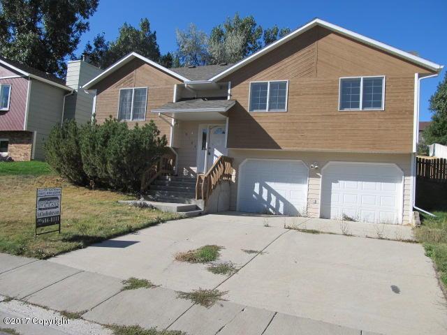 814 Pioneer Ave -, Gillette, WY 82718 (MLS #17-1418) :: 411 Properties