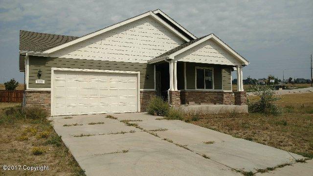 2100 Big Wood Dr -, Gillette, WY 82718 (MLS #17-1421) :: 411 Properties