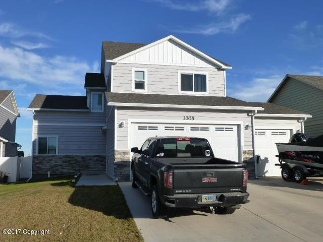 3705 Red Lodge Dr -, Gillette, WY 82718 (MLS #17-1569) :: Team Properties