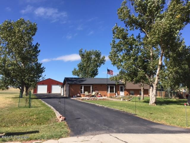 1590 Wolff Rd -, Gillette, WY 82718 (MLS #17-1590) :: Team Properties