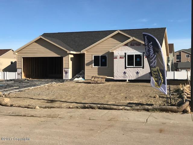 4601 Triple T Ct -, Gillette, WY 82718 (MLS #17-1664) :: 411 Properties