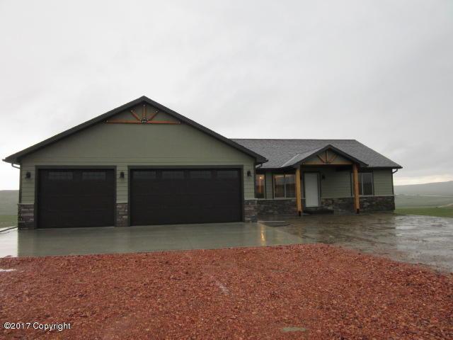 8 South Delta Drive -, Moorcroft, WY 82721 (MLS #17-727) :: Team Properties