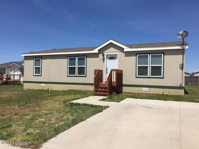 2701 Ironwood St -, Gillette, WY 82716 (MLS #17-792) :: Team Properties